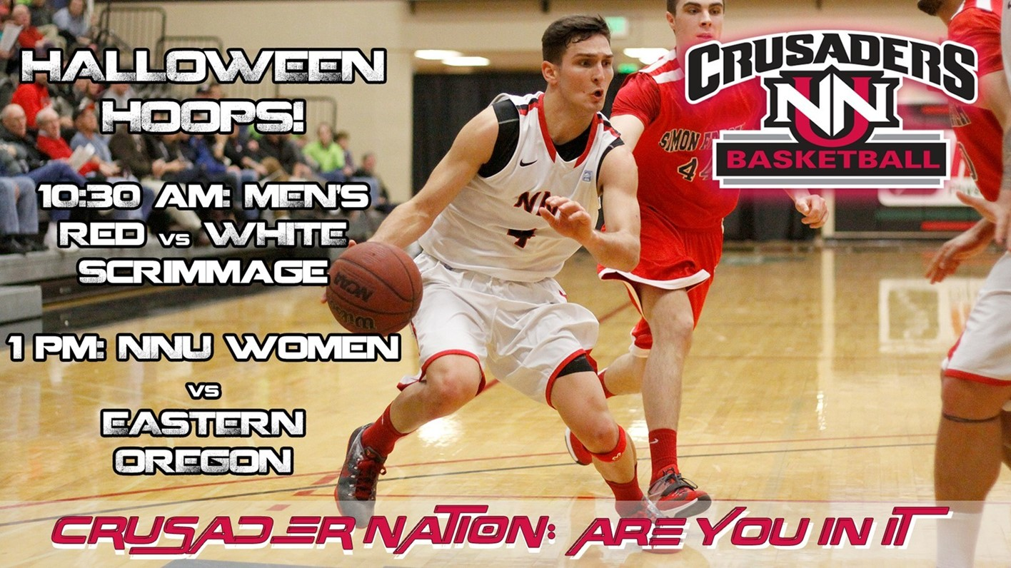 nnu offers a halloween treat for crusader basketball fans