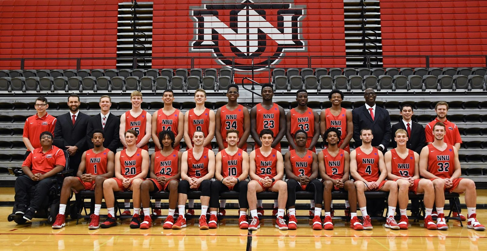 2018 19 men s basketball roster northwest nazarene university